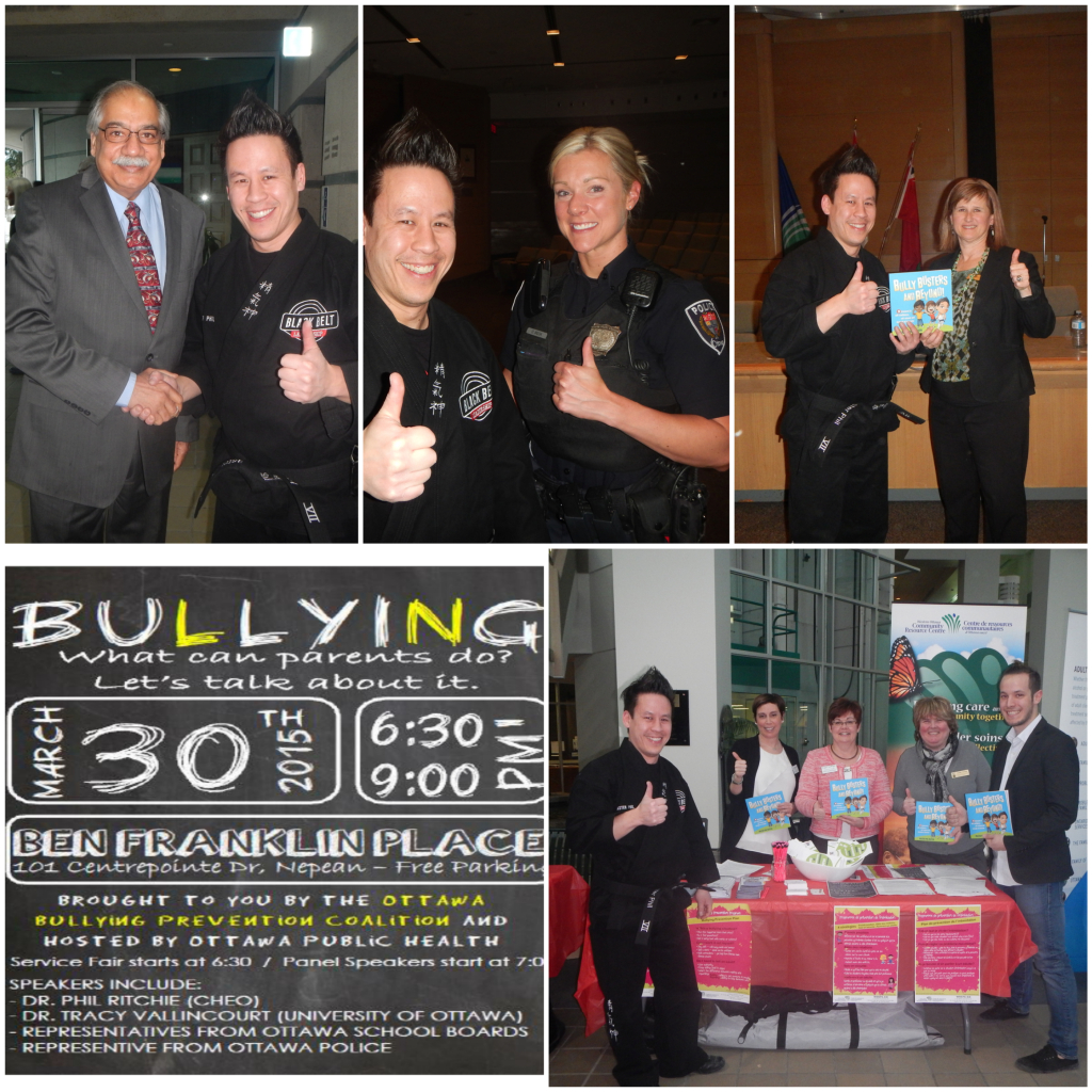 Bully Busters @ Ottawa Bullying Prevention Coalition